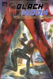 The Things They Say About Her - Richard K. Morgan, Bill Sienkiewicz, Sean Phillips
