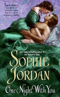 One Night With You - Sophie Jordan