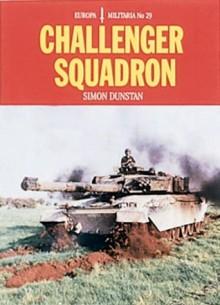 Challenger Squadron - Simon Dunstan