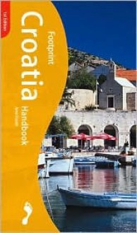 Footprint Croatia Handbook - Jane Foster