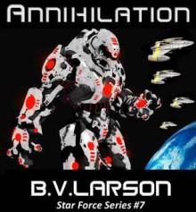 Annihilation - B.V. Larson