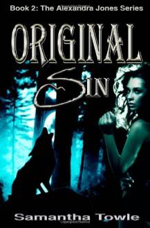 Original Sin - Samantha Towle