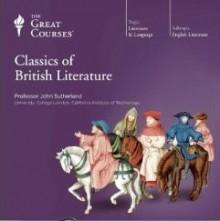 Teaching Company Classics of British Literature - John Sutherland