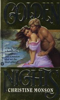 Golden Nights - Christine Monson