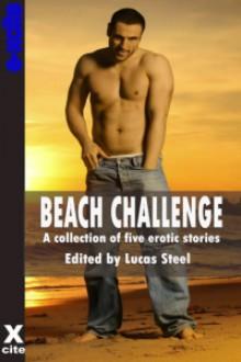 Beach Challenge - Lucas Steele, Elizabeth Coldwell, Ruth Ramsden, Garland, Michael Bracken, Penelope Friday