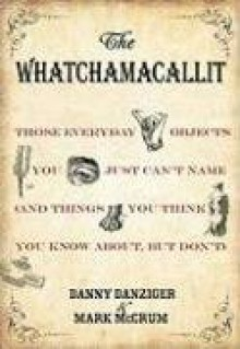 The Whatchamacallit: Those Everyday Objects You Just Can't Name (And Things You Think You Know About, but Don't) - Danny Danziger, Mark McCrum