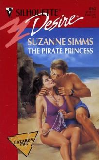 The Pirate Princess ( Hazards, Inc.) - Suzanne Simms