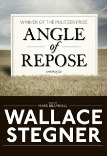Angle of Repose [With Earbuds] (Other Format) - Wallace Stegner