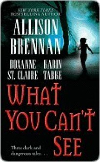 What You Can't See (Includes: Bullet Catcher, #5; Seven Deadly Sins Prequel) - Allison Brennan, Roxanne St. Claire, Karen Tabke