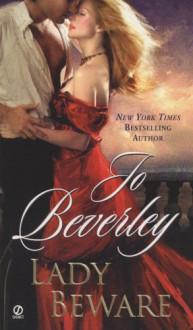 Lady Beware - Jo Beverley
