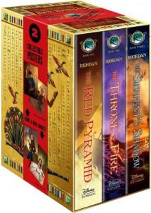 The Kane Chronicles Hardcover Boxed Set - Rick Riordan