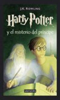 Harry Potter y el misterio del príncipe - J.K. Rowling