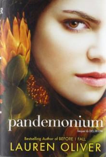 Pandemonium - Lauren Oliver