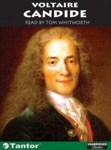 Candide - Voltaire, Tom Whitworth