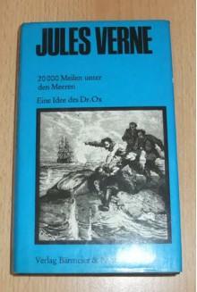 20000 Meilen unter den Meeren / Eine Idee des Dr. Ox - Band 4 - Jules Verne