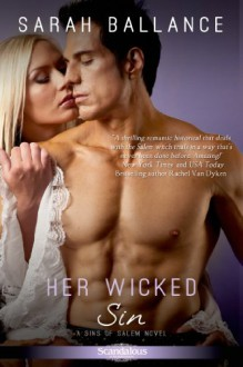 Her Wicked Sin - Sarah Ballance
