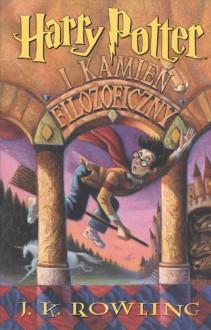 Harry Potter i Kamień Filozoficzny - J.K. Rowling