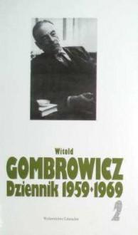 Dziennik 1959-1969 - Witold Gombrowicz