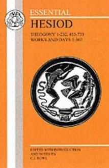 Essential Hesiod - C.J. Rowe