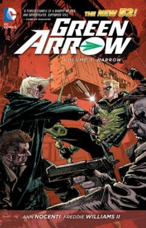 Green Arrow, Vol. 3: Harrow - Ann Nocenti, Andrea Sorrentino