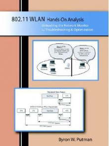 802.11 WLAN Hands-On Analysis: Unleashing the Network Monitor for Troubleshooting and Optimization - Byron W. Putman