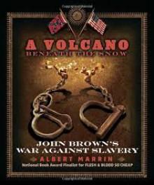 A Volcano Beneath the Snow: John Brown's War Against Slavery - Albert Marrin