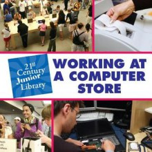 Working at a Computer Store - Katie Marsico