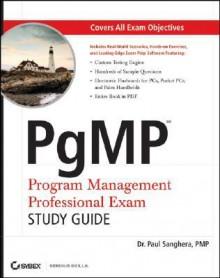 PgMP: Program Management Professional Exam [With CDROM] - Paul Sanghera