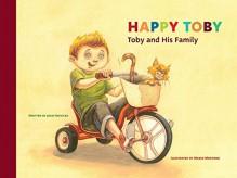 HAPPY TOBY Toby and His Family - Jozef Krivicka,Marek Mertinko