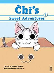 Chi's Sweet Adventures Vol. 1 - Konami Kanata,Kinoko Natsume