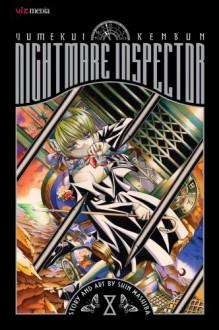 Nightmare Inspector: Yumekui Kenbun, Volume 8: Madness - Shin Mashiba
