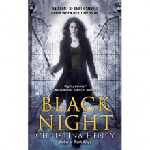 Black Night (Black Wings, #2) - Christina Henry