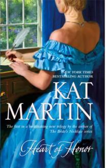 Heart of Honor - Kat Martin