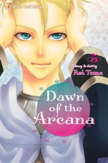 Dawn of the Arcana 5 - Rei Toma