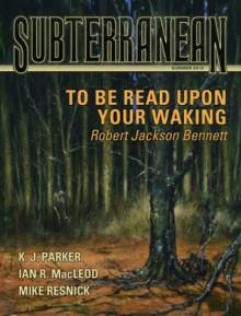 Subterranean Magazine Summer 2012 - Mike Resnick, Kelley Armstrong, K.J. Parker, William Schafer, Robert Jackson Bennett, Ian R. MacLeod
