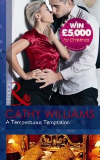Tempestuous Temptation (Modern) -