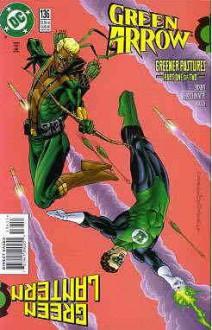 Green Arrow/Green Lantern: Greener Pastures - Dougie Braithwaite,Chuck Dixon
