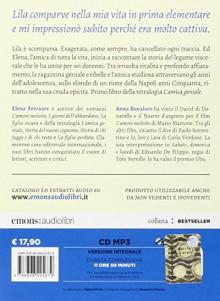 L'amica geniale letto da Anna Bonaiuto. Audiolibro - Elena Ferrante