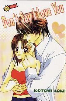 Don't Say I Love You - Kotomi Aoki