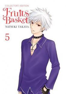 Fruits Basket Collector's Edition #5 - Natsuki Takaya