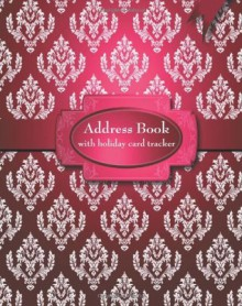Address Book: with holiday card tracker: 3 (Practical Journals and Diaries) - Joan Marie Verba