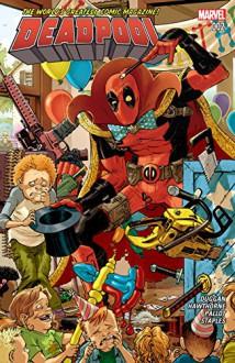 Deadpool (2015-) #2 - Mike Hawthorne, Gerry Duggan, Tony Moore