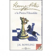 Harry Potter e la pietra filosofale (Harry Potter #1) - Stefano Bartezzaghi, Marina Astrologo, J.K. Rowling