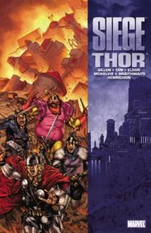 Siege: Thor - Kieron Gillen, Billy Tan, Jamie McKelvie, Niko Henrichon, Doug Braithwaite, Richard Elson