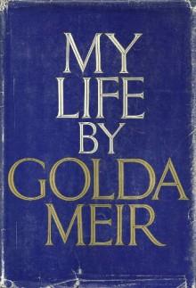 My Life - Golda Meir