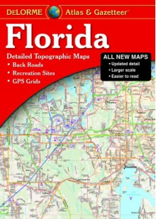 Del Atlas Florida - Rand McNally