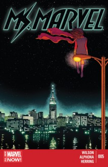 Ms. Marvel, #5: Urban Legend - G. Willow Wilson, Adrian Alphona
