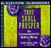 Thou Shall Prosper: Library Edition - Daniel Lapin