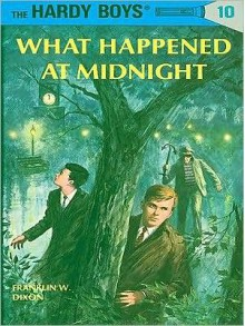 What Happened at Midnight - Franklin W. Dixon