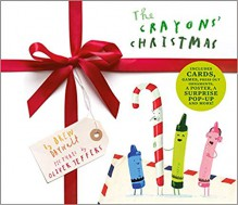 The Crayons' Christmas: The New York Times Top Ten bestseller - Drew Daywalt, Oliver Jeffers